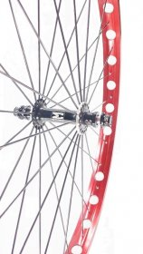 "ECHO - TR/SL Front wheel 26"", single wall (32H)"