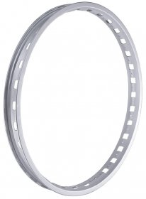"TRIALTECH - Front rim 26"", single wall (32H) / silver"